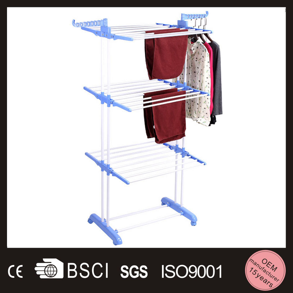 Brand new stack clothes hanger printed logo with certificate