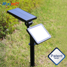 Good quality 48 LED Solar garden light high brightness 960 Lumen factory direct supply