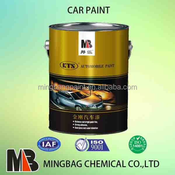 1k automotive refinish paint supplies