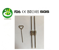 orthodontic stainless steel expansion screw in dental expansion screw