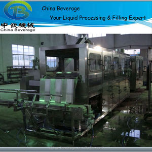 Promotional automatic mineral water barrel filling machine