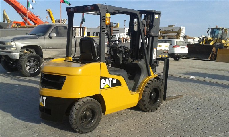 Caterpillar Forklift 3 ton for sale