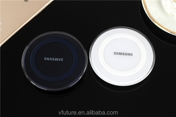 2016 China manufacturer High quality Ultra Slim qi wireless charger,for Samsung wireless