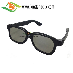 RealD 3d movie glasses theatre cinema circular polarized 3d glasses
