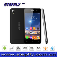 NEW!!! 4.5 inch Android 4.2.2 MTK6572 Dual core 1.0Ghz RAM 512MB ROM 4GB Leagoo Lead 6 smartphone
