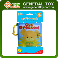 Education Learning Baby Cloth Book For Baby