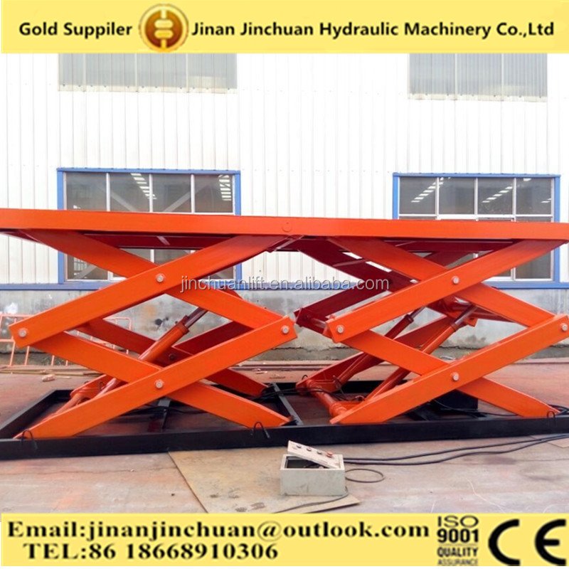 China supplier offers CE stationary truck mounted scissor lift motorized projector scissor lift US $1000-9000 / Set