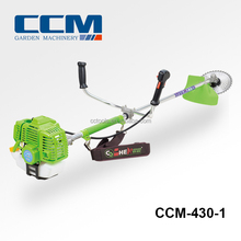 Gasoline Brush Cutter Garden Grass Cutting Machine