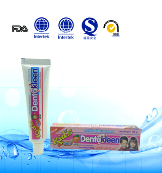 whitening of teeth seedless strawberries kids toothpaste manufacturer
