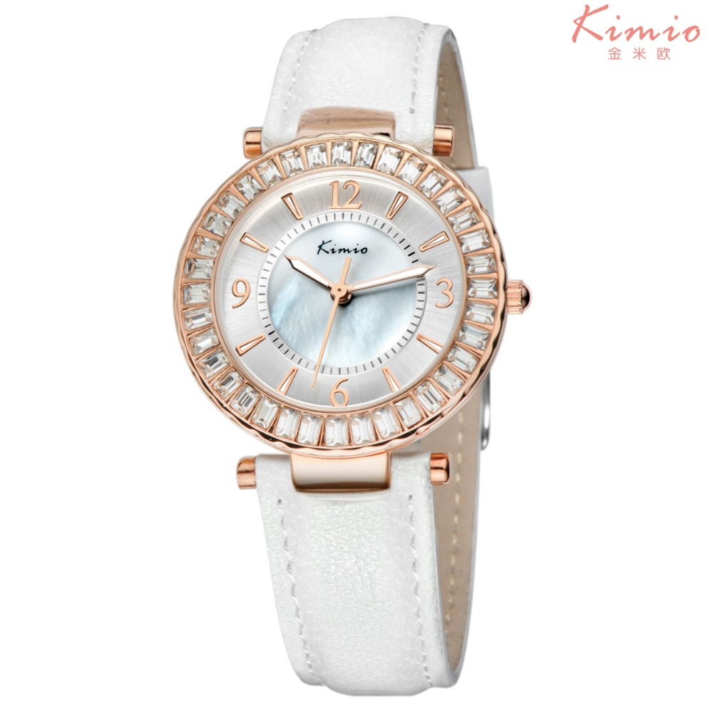 KIMIO Brand Fashion Watch KW501M, MOQ 50Pcs, Distributors and Wholesalers are Welcome!