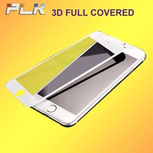 Anti Shock For iPhone 6 Protective Film Full Cover 3D Curved Tempered Glass Screen Protector