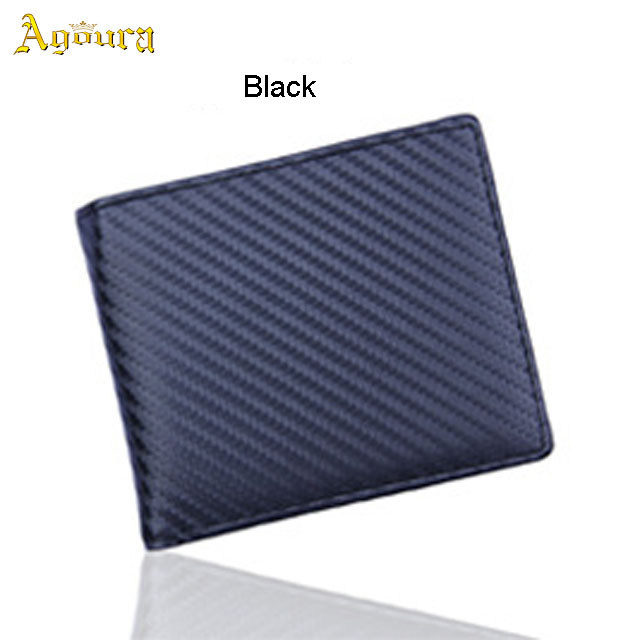 men's pu leather wallet