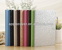 Cute Bling Leather Stand Case for iPadAir woman style