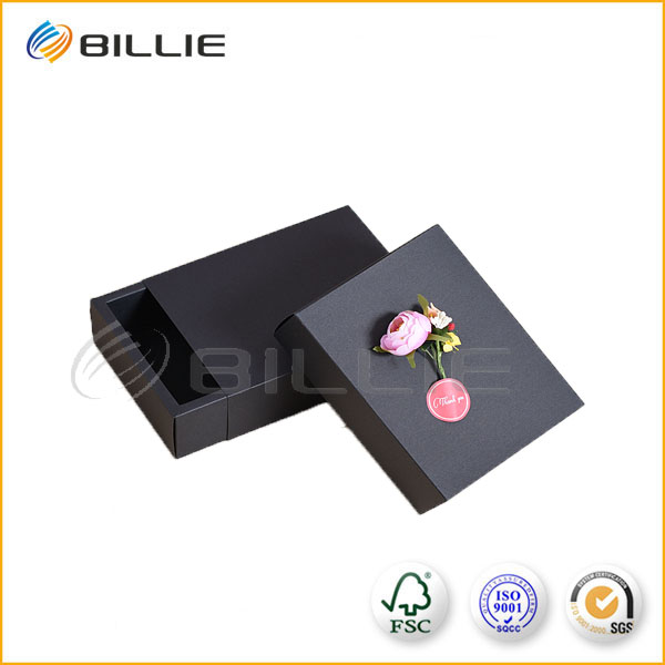 Relaxing Buying Experience Of BILLIE gift box cardboard