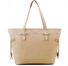 2012 NEW PU Shopping Handbag Designer Jute Tote Bags