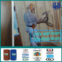 China open cell spray polyurethane insulation foam insulation