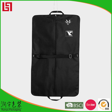 eco-friendly leather garment bag manufacturers in China
