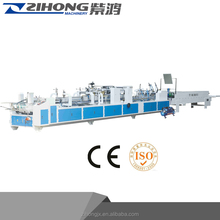 ZH-780AC-Y wholesale soap box new technology fold and glue box automatic carton box folding gluing machine china