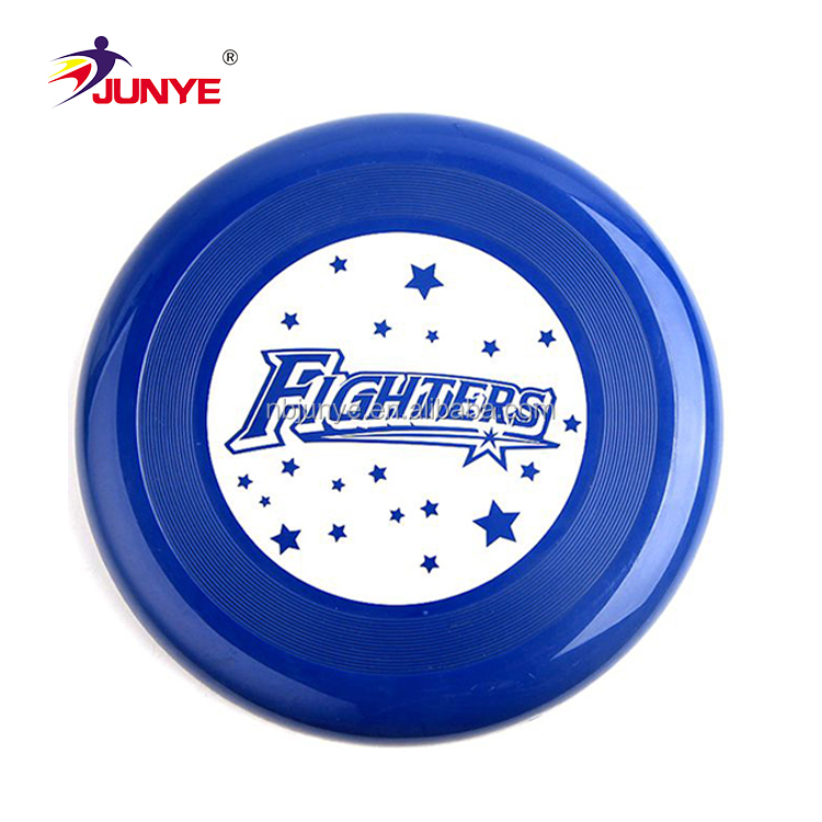BSCI audit factor sport toy promotional wholesale dog plastic frisbee