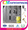 Water based UV resistance nano faced concrete water concrete paint