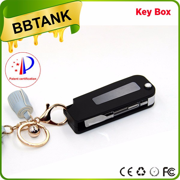 BBTank oil vape 510 no button e cig battery with charger