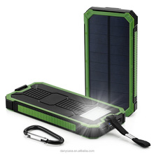 Wholesale high quality Portable USB Power Solar Battery Charger for Mobile Phone