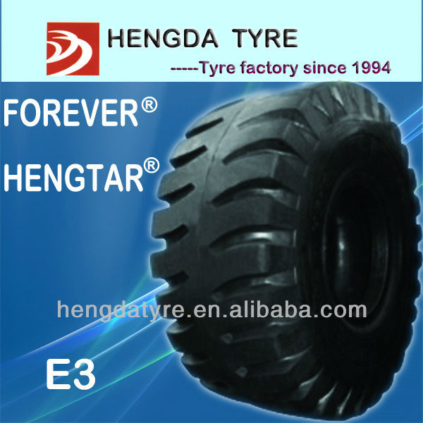 otr tyre and tube E3 37.25-35 with high quality