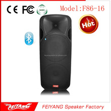 New arrivals music speaker active speaker built in amplifier with usb port
