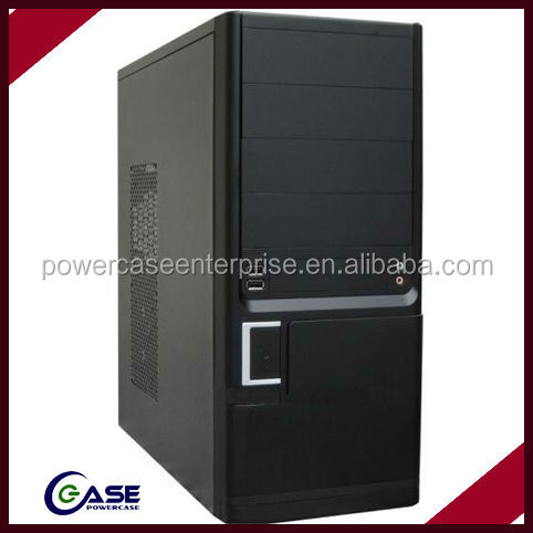 PH structure, SGCC 0.5mm ATX case, high quality atx computer case desktop pc case