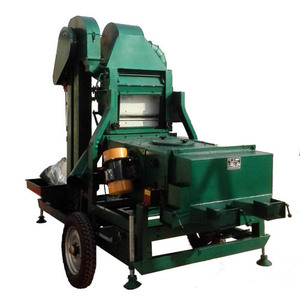 5XZC-3A Seed cleaner cum grader machine for Wheat and maize seed