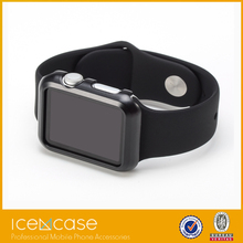 Untransparent hard PC housing for apple i watch / cheapest cover for apple i watch hard PC case fit for 38mm 42mm