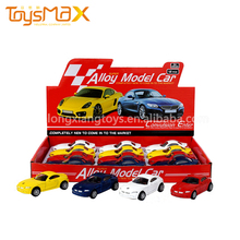 Wholesale China Colorful Mini Pull Back Intelligent Diy Model Metal Car Toy