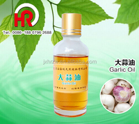 certificated essential oil factory olive oil and garlic sauce Health