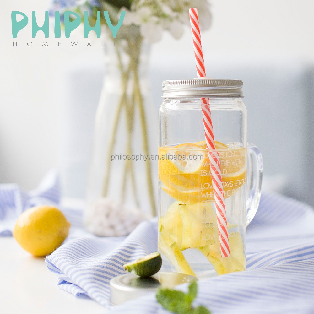 Borosilicate Glass Mason Jar For Wedding Favor Gifts For Guests