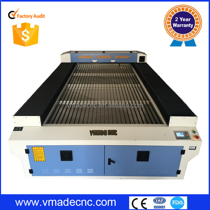 Acrylic/fabric/textile/Leather/Organic/wood/PVC CO2 Laser Engraving/Cutting Machine 1300*2500mm <strong>Price</strong>