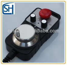 High Accuracy Products,Hand Wheel Pulse Encoder For Cnc Machine Tool Mill Router manual Control Push pull 5V