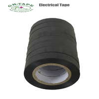 Black wonder pvc pipe wrapping insulation tape