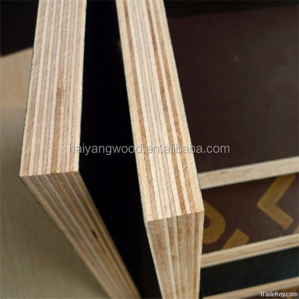 Film faced plywood for construction use&Building construction materials