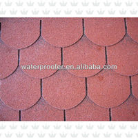 Colorful Laminated Asphalt Shingle