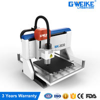 gweike mini 3d desktop cnc engraving machine cutting plywood wood machine 5 axis woodworking cnc router