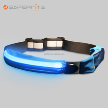 AD-14P LED running belt waterproof waist bag