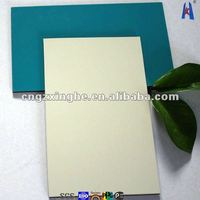 decorative plastic wall panels/heat insulated aluminium panels