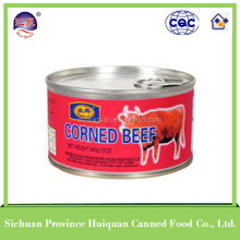 High quality oem brands beef products tinned ready to eat canned corned beef