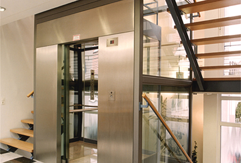 Home small elevator buy small elevators for homes glass for Small elevators for homes