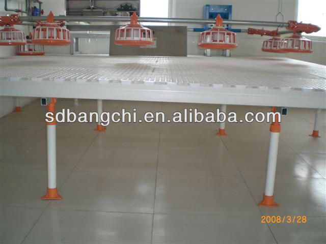 Bangchi High Quality Chicken Slat Floor For Poultry
