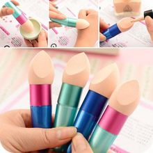 New coming special design finishing polish face cotton cosmetic puff on sale