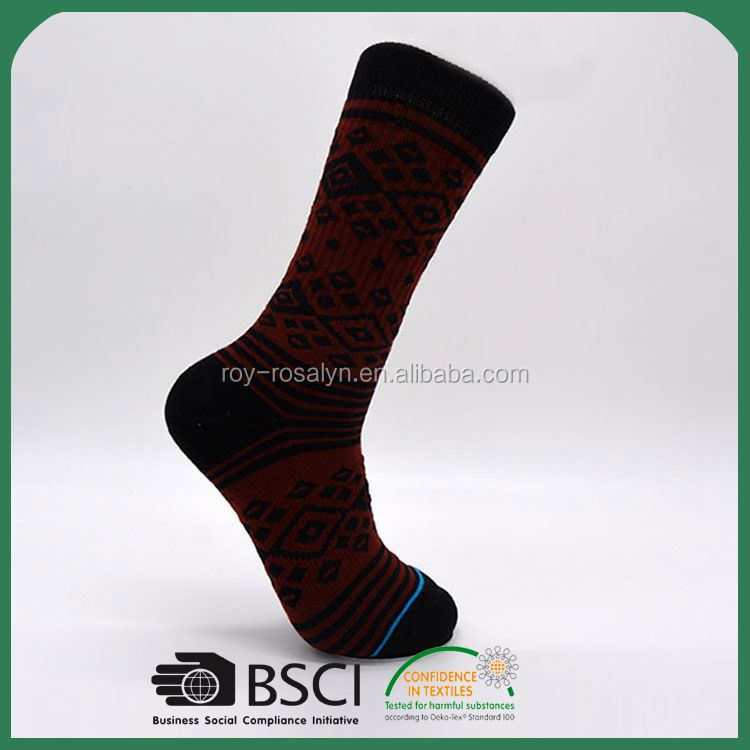 High performance different types basketball crew sock manufacturer sale