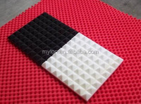 wholesale Fireproof back glue Soundproofing panel foam
