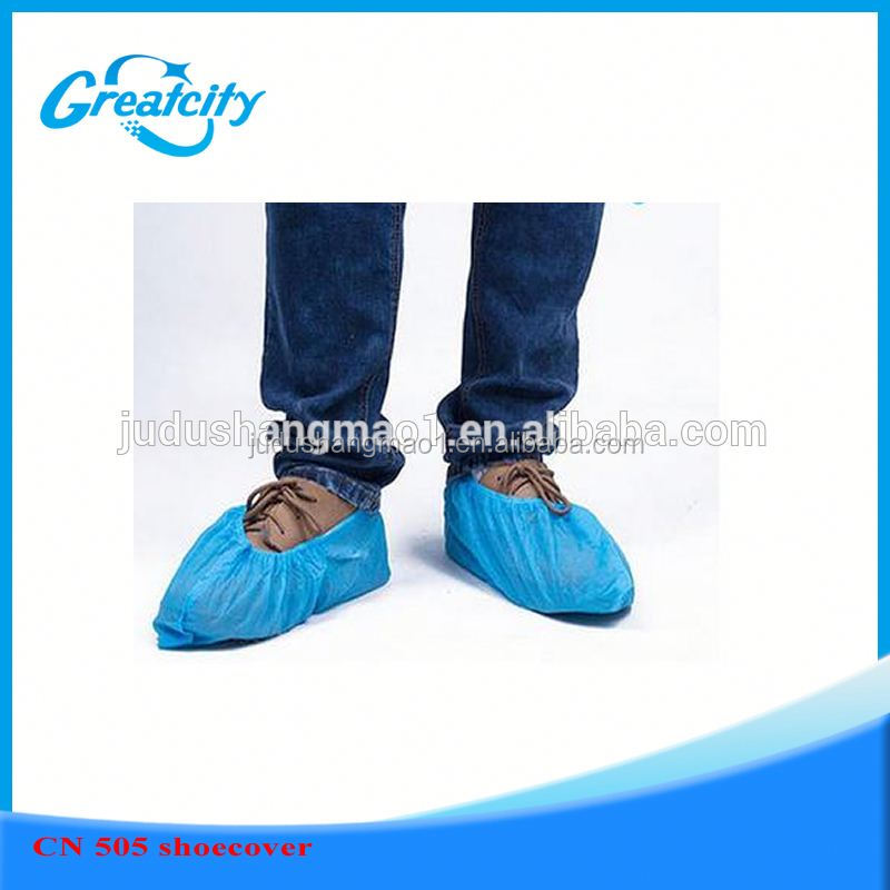 Soft with light weight running shoe cover