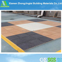 Outdoor Used Ceramic Floor Tile brick driveway